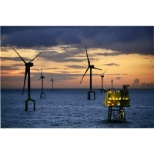 ABB photo: ABB and windmills in the North Sea