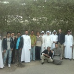SAUDI BINLADIN GROUP photo: After lunch with my Colleagues