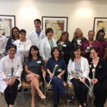 Staff at the White Plains Hospital Physician Associates practice in New Rochelle