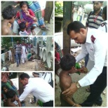 Helping and visiting Street children n street