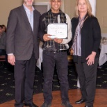 photo of Westrock, Service appreciation award