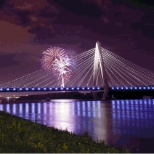 Ranked No. 5 on Roads & Bridges' Top Bridges List