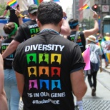 Diversity is in our DNA