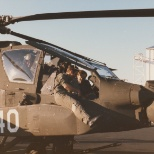 Lockheed Martin photo: First test lot of Apaches