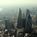 "Leadenhall buildong aka the ""cheesegrater"""
