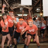 Spiceworks photo: Game faces for Start-Up Games Dodgeball