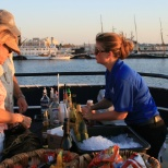 "Hornblower Cruises & Events photo: Working conditions are ""awesome"" on Hornblower Cruises!"