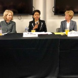ManTech International Corporation photo: ManTech's 2019 Women in Leadership panel and discussion