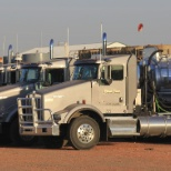 Light Weight T-800 KW Fleet