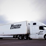 Western Express photo: Count on the best equipment. ALWAYS!