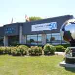 Handling Specialty Manufacturing photo: Handling Specialty head office in Grimsby, Ontario