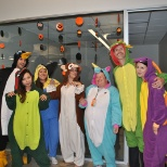 Halloween Party at the Office