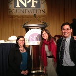 NPF awards dinner