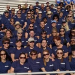70+ Boyd Gaming volunteers help out at the Special Olympics Track and Field Days