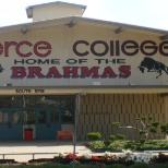 Los Angeles Pierce College photo: House of The Brahmas