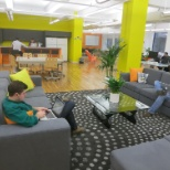Offerpop office in NYC