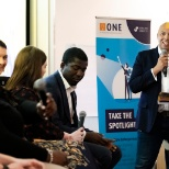 Discovering hidden entrepreneurial talent through our our new initiative, ONE.