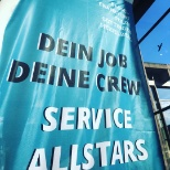 SERVICE Allstars GmbH & Co. KG photo: Promotion für die Göttingen Crew