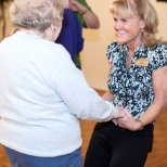 Brightview Senior Living photo: We love to dance with our residents!