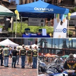 Olympus was proud to honor men and women serving in the military or law enforcement at VetFest 2017