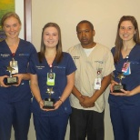 Some of our ICARE Award recipients