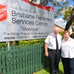 The Salvation Armies Brisbane Recovery Services know as ' Moonyah '