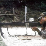 Qualifying the German machinegun .