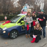 Supporting Local Communities - Santa Parade