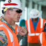 Tour of the Department of Defense Office Complex project in Virginia