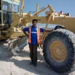10 years experience excavator and grader