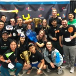 Our team had so much fun participating in BUILD's eGames for the third year in a row.