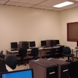One of the many labs available to students at UH Hilo