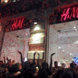 H&M photo: Milan Store Opening!