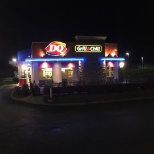 Dairy Queen photo: Lights!