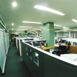 View of just one of our many offices