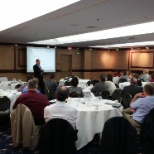 PCGI Consulting Services photo: PCGI Executive Breakfast Presentation on Portfolio Management