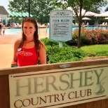 Lifeguard opportunities available with The Hershey Country Club