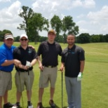 photo of Collabera, Collabera employees out golfing.