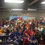 MLF Brampton showing support for Humbolt