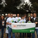 Enphase Employees - Dedicated Volunteers for Grid Alternatives