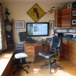 Eagle Professional Resources photo: Home Office set-up