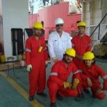AS PROJECT MANAGER