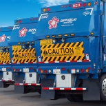 Republic Services Trucks