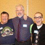 The ARC of Rensselaer County photo: Hanns and our Self-Advocates