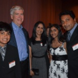 PROLIM Corporation photo: Picture of PROLIM President with Governor of Michigan