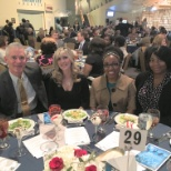 TSYS photo: From the Boys & Girls Club Youth of the Year award, with our TSYS team.