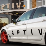 Aptiv Self-Driving Vehicle