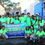 Our Coastal Clean Up for Barangay every Year