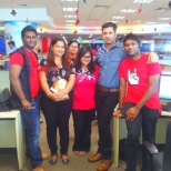 Tech Mahindra photo: best team