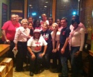 Pink Wednesday @ the Bee!  Showing our support for breast cancer awareness month!
